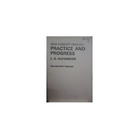 New Concept English/ Alexander L.G.