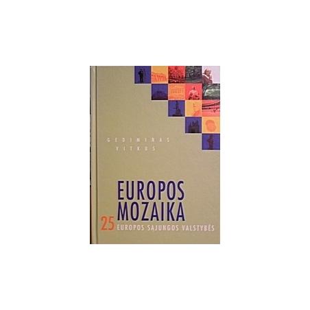 Europos mozaika 25 Europos Sąjungos valstybės/ Vitkus G.