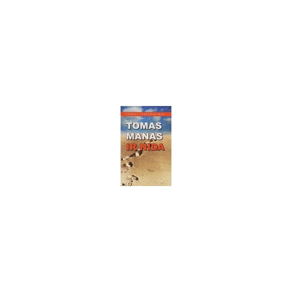 Tomas Manas ir Nida/ Stepanauskas Leonas