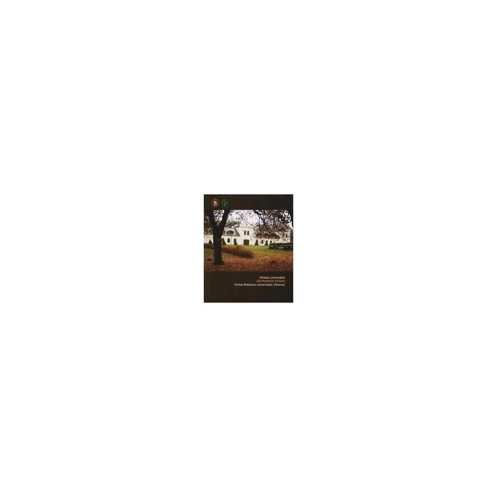 Vilniaus universiteto Botanikos sodas/Autorių kolektyvas
