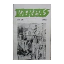 Varpas Nr. 28/ Kučys A.