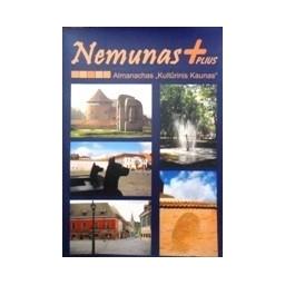 """Nemunas plius. Almanachas """"Kultūrinis Kaunas"""""""