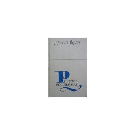 Poezijos socialumas/ Stepšys J.
