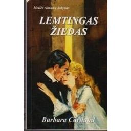 Lemtingas žiedas/ Cartland Barbara