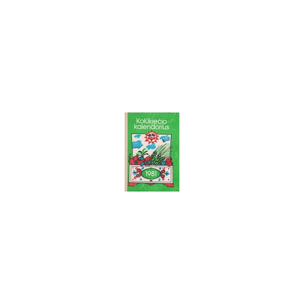 Kolūkiečio kalendorius 1981