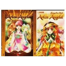 Arkos angelai (I ir II dalys)/ Sang - Sun Park