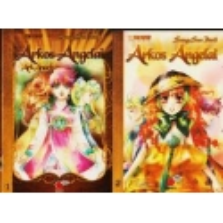Arkos angelai (I ir II dalys)