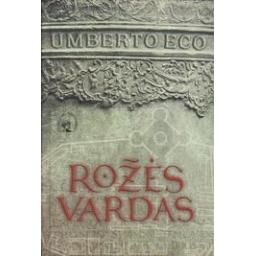 Rožės vardas/ Eco U.