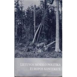 Lietuvos mokslo politika Europos kontekste