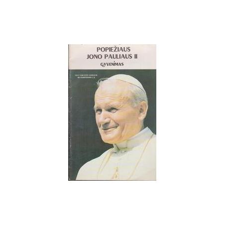 Popiežiaus Jono Pauliaus II gyvenimas (komiksas)