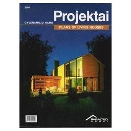 Gyvenamųjų namų projektai 2006/ Požemeckas A.