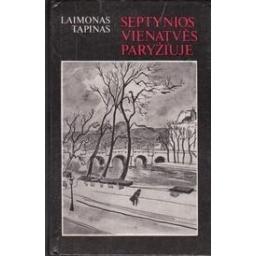 Septynios vienatvės Paryžiuje/ Tapinas L.