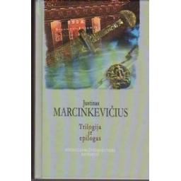 Trilogija ir epilogas: poetinės dramos ir draminė apysaka/ Marcinkevičius J.