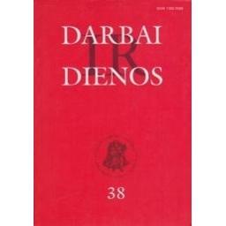 Darbai ir dienos (38)/ Gudaitis L.