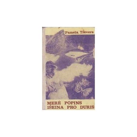 Merė Popins išeina pro duris/ Trevers P.