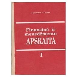 Finansinė ir menedžmento apskaita/ Kalčinskas G.