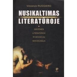 Nusikaltimas literatūroje/ Ruggiero V.