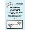Pasirengimo matematikos mokykliniam brandos egzaminui medžiaga/ Jocaitė Algidė, Mockus Vaidotas