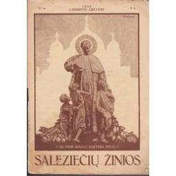 Saleziečių žinios 1932/6