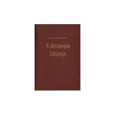 Krikščionybė Lietuvoje/ Gutauskas Jonas