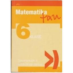 Matematika tau 6 klasė/ Vanagas V.