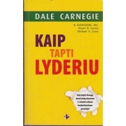 Kaip tapti lyderiu/ Carnegie D.