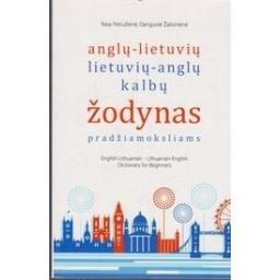 Anglų-lietuvių/ lietuvių-anglų kalbų žodynas pradžiamoksliams/ Petružienė R., Žalionienė D.