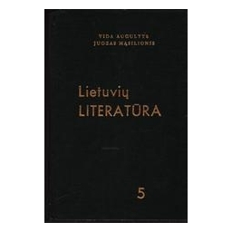 Lietuvių literatūra 5 kn./ Augulytė V., Masilionis J.