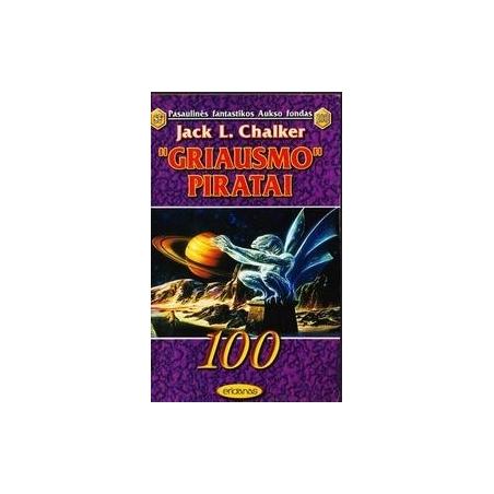 """Griausmo"" piratai (100)/ Chalker Jack L."