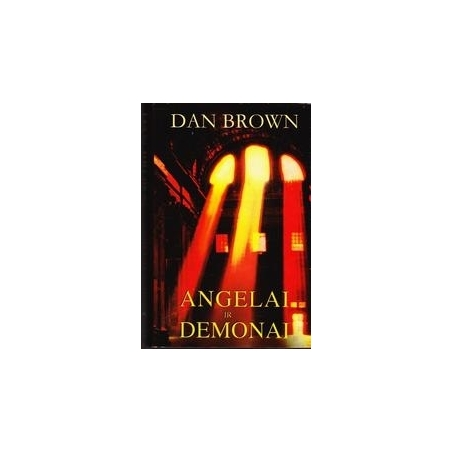 Angelai ir demonai/ Brown D.