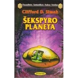 Šekspyro planeta (118)/ Simak Clifford D.
