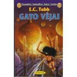 Gato vėjai (124)/ Tubb E.C.