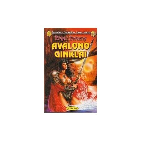 Avalono ginklai (126)/ Zelazny R.