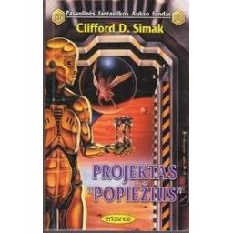 """Projektas """"Popiežius"""" (151)/ Simak C. D."""