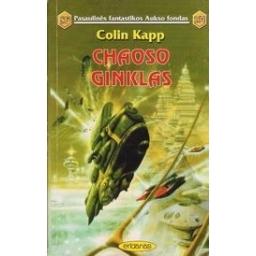 Chaoso ginklas (164)/ Kapp C.