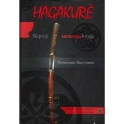 Hagakurė. Slaptoji samurajų knyga/ Tsunetomo Y.