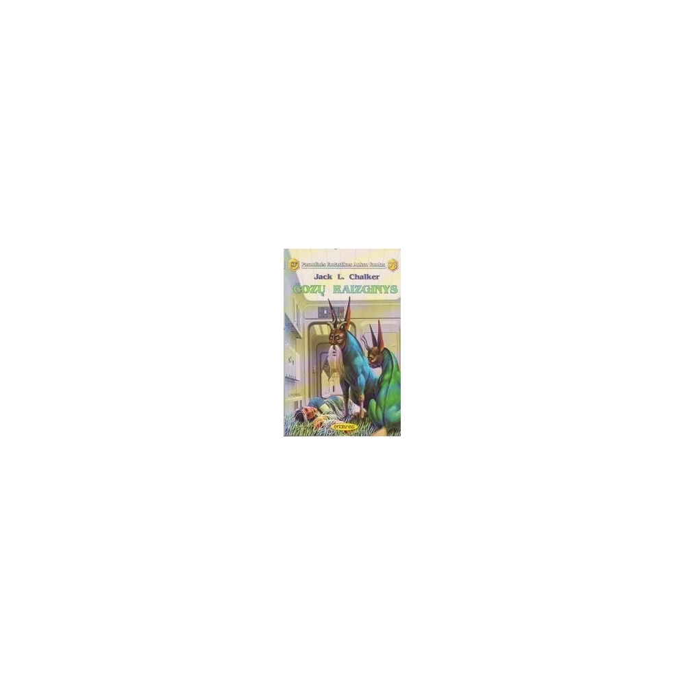 Čozų raizginys (179)/ Chalker J. L.