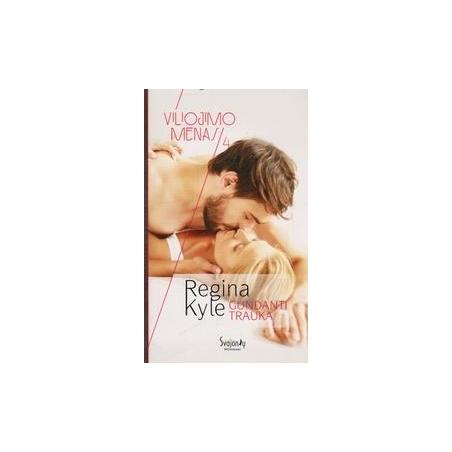 Gundanti trauka (4 knyga)/ Kyle R,