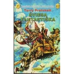 Šviesa fantastiška (217)/ Pratchett T.