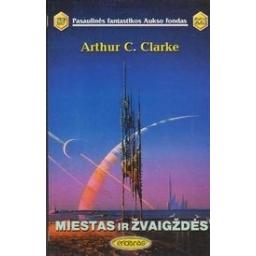 Miestas ir žvaigždės (221)/ Clarke A.