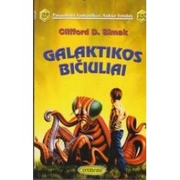 Galaktikos bičiuliai (230)/ Simak Clifford D.