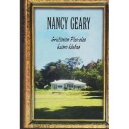 Gražiosios pievelės kaimo klubas/ Geary N.