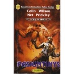 Pasiuntinys. Vorų pasaulis (249)/ Wilson C., Prickley N.