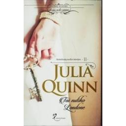Tai nutiko Londone/ Quinn Julia