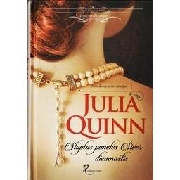 Slaptas panelės Šiver dienoraštis/ Quinn Julia