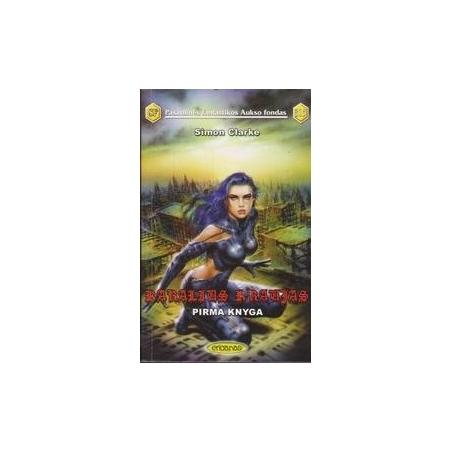 Karalius kraujas 1 knyga (315)/ Clarke S.