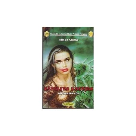 Karalius Kraujas 2 knyga (316)/ Clark S.