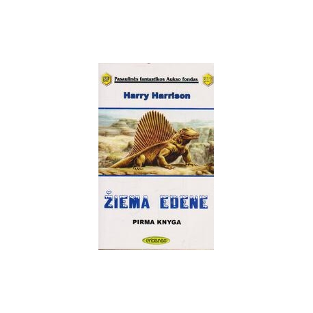 Žiema Edene 1 knyga (317)/ Harrison H.