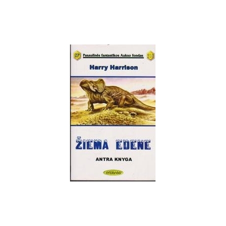 Žiema Edene 2 knyga (318)/ Harrison H.
