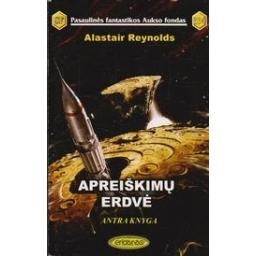 Apreiškimų erdvė 2 knyga (334)/ Reynolds A.